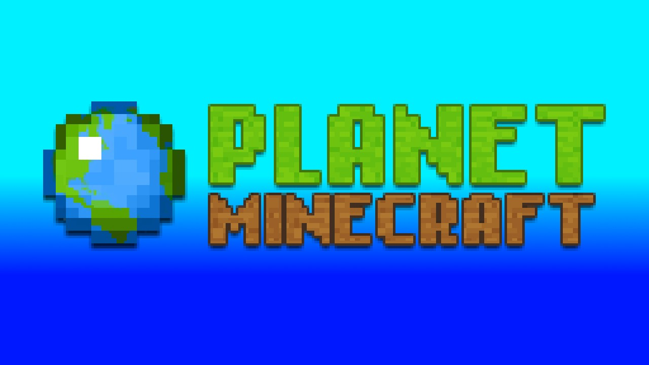 45LOVERS: minecraft planet