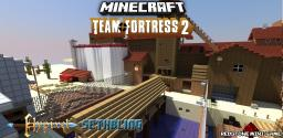 Team Fortress 2: 2fort by Hypixel and SethBling Minecraft Project