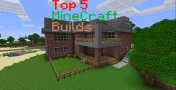 TOP BUILDS IN MINECRAFT (competition) Minecraft Blog