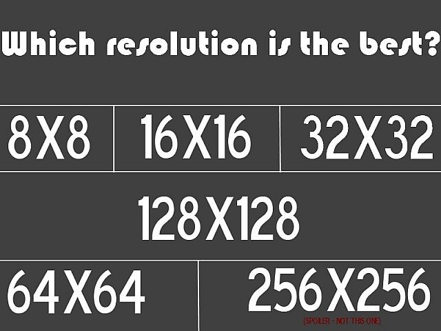 how to change minecraft resolution