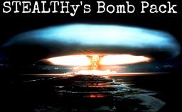 Bomb Pack - MOAB and J-DAM Bombs Minecraft Map & Project