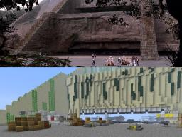 Star Wars IV: The Great Temple Minecraft