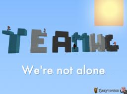 Teamwork - We're Not Alone Minecraft Blog