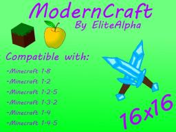 ModernCraft [1.4.5] **DEAD PROJECT**