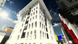 Greenfield Project - Lincoln Port Office Building Minecraft Map & Project