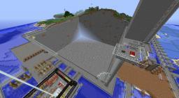 Zwik's big hole project / Cobble mine Minecraft Map & Project