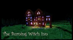 The Burning Witch Inn Minecraft Map & Project
