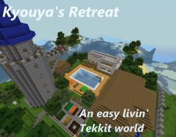Kyouya's Retreat (Tekkit survival) Minecraft