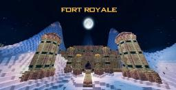 Fort Royale & the fountain of life [Adventure map] [1.4.7] Minecraft Map & Project