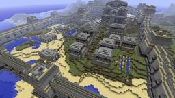Epic Minecraft Creations - UnderWater City Minecraft