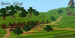 The Shire - A Hobbit Village Minecraft