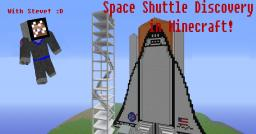 Space Shuttle Discovery Minecraft Map & Project