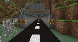Stargate Center - Cheyenne Mount Complex Minecraft Map & Project