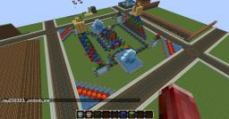 Rad's Cool Design! Minecraft Map & Project