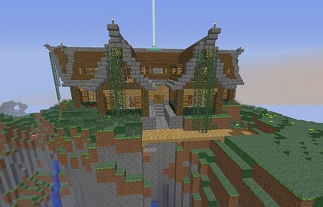 Minecraft Pro House Designs