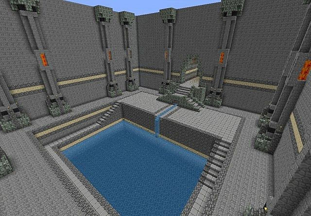 The Gear Room (NOT FINISHED - without the water powered gears)