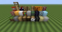 Wazoo! [Minecraft 1.4.5] [16x16] Minecraft Texture Pack