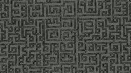 119 by 119 block - Maze - Little to NO dead-ends! Minecraft