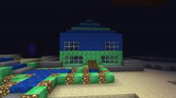 Dondonut and mine house Minecraft Map & Project