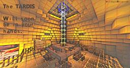 TARDIS Adventure Map {¡BIGGER ON THE INSIDE!} Minecraft Project