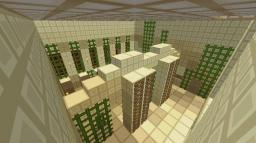 Temple Mob Arena Minecraft Map & Project