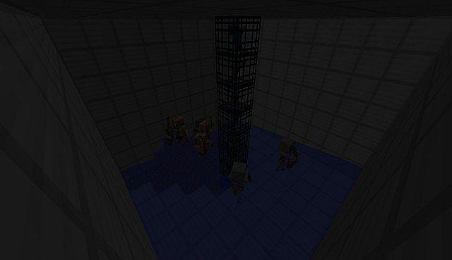 Inside of undead grinder