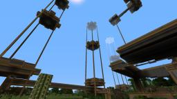 Huge automated iron farm! Working in 1.4.5! 360 iron/hour! Minecraft Map & Project