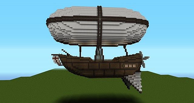 Can airships take scenic flights back to the future?