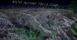 Na'Vi avatar terra map Minecraft Map & Project