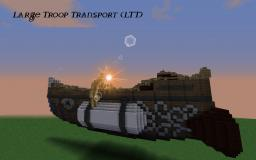 Large Troop Transport (LTT) Minecraft Map & Project