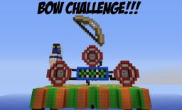 Bow challenge! Minecraft Map & Project