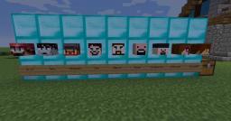 Custom Heads Minecraft Project