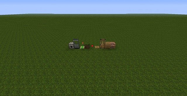This Is A Couple Of Items With Texture Pack On.