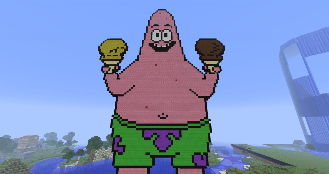 Patrick Minecraft Project