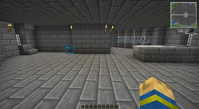 Ftb Base Outpost Complex Minecraft Project