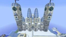 ice cathedral Minecraft Project