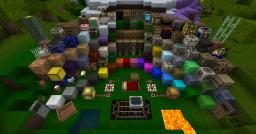 G's Smooth Modern HD 256/64x Minecraft Texture Pack