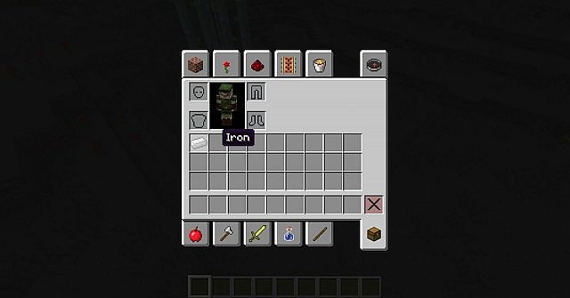 I changed Iron