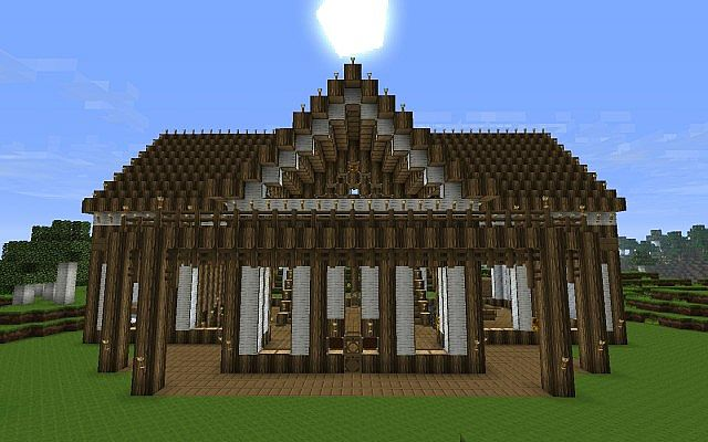 minecraft mansion how to build