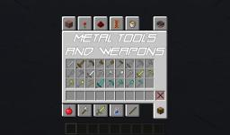 Metal Tools and Weapons