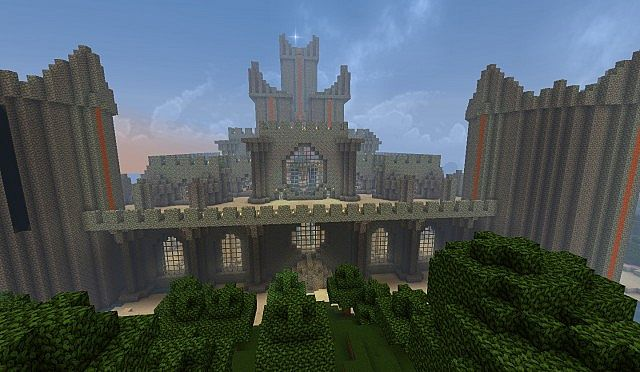 Fortress of Evil Minecraft Project