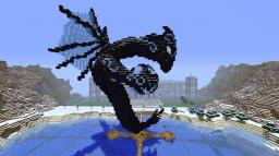 Moon Light Dragon Minecraft