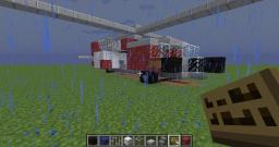 Sikorsky HH-60j Jayhawk Minecraft Map & Project