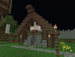 Gamer's Haven- Saros! [AWESOME 1.4.7 Server] Minecraft Map & Project