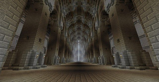 fantasy cathedral minecraft project