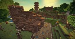 Medieval Mansion! [Mr_P's home!] Minecraft Map & Project