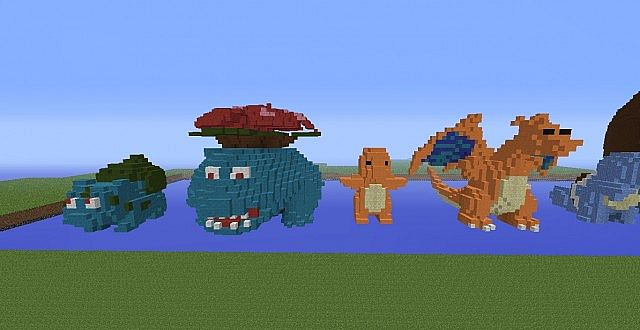 3d pokemon minecraft project - Pokemon 3d download ...