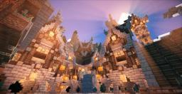 Fantastic Fantasy City: Work in progress Minecraft Map & Project