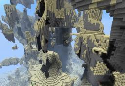 TerrainControl - Desert Farm World Minecraft Map & Project