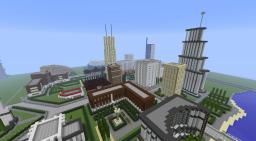 ender city Minecraft Map & Project